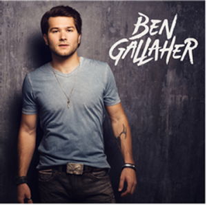 Ben Gallaher Signs with Sony Music Nashville,  Releases Self-Titled Debut EP August 11th
