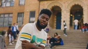 "KHALID RELEASES MUSIC VIDEO FOR ""YOUNG DUMB & BROKE"" TODAY"