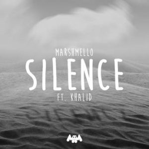 "MARSHMELLO RELEASES ""SILENCE"" FEAT. KHALID TODAY—CLICK HERE TO LISTEN"