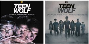 SONY CLASSICAL RELEASES TWO SOUNDTRACKS  CELEBRATING THE MUSIC FROM  THE MTV SERIES TEEN WOLF