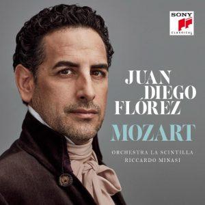 Star tenor Juan Diego Flórez  releases first album of Mozart arias