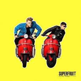 Superfruit album artwork