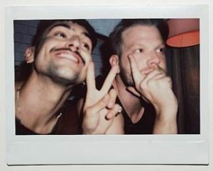 Publicity photo of Superfruit