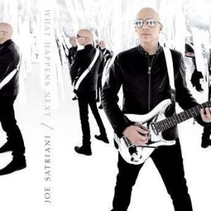 JOE SATRIANI ANNOUNCES THE RELEASE OF  WHAT HAPPENS NEXT ON JANUARY 12TH