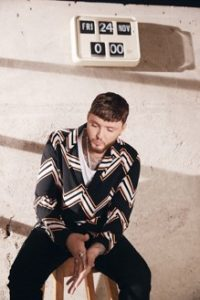 Acclaimed artist James Arthur to release new single on November 24th on Sony Music