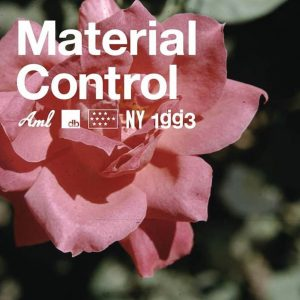 GLASSJAW ANNOUNCES MATERIAL CONTROL FOR DECEMBER 1