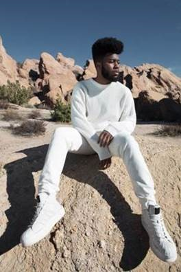 "KHALID UNVEILS MUSIC VIDEO FOR ""SAVED"" TODAY"