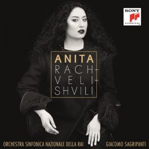 ANITA RACHVELISHVILI DEBUT ALBUM