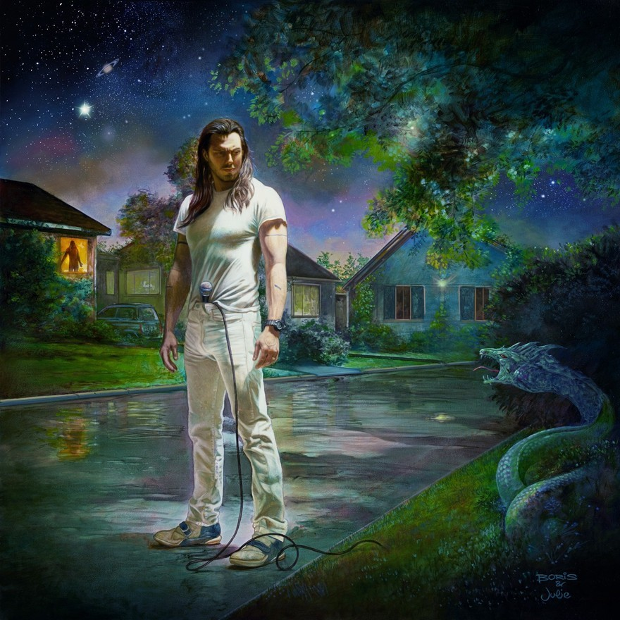 """ANDREW W.K. RELEASES FIRST SONG IN 9 YEARS, """"MUSIC IS WORTH LIVING FOR"""""""