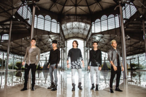 "CNCO PREMIERES NEW MUSIC VIDEO FOR THEIR LATEST HIT SINGLE ""MAMITA"""