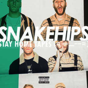 Snakehips announce the release of Stay Home Tapes EP, accompanied by three-part mini movie