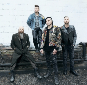 THREE DAYS GRACE SET TO RELEASE NEW ALBUM OUTSIDER, ON MARCH 9TH VIA RCA RECORDS