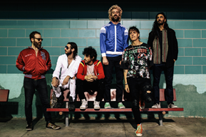 THE VOIDZ'S NEW ALBUM VIRTUE OUT NOW ON CULT RECORDS/RCA RECORDS