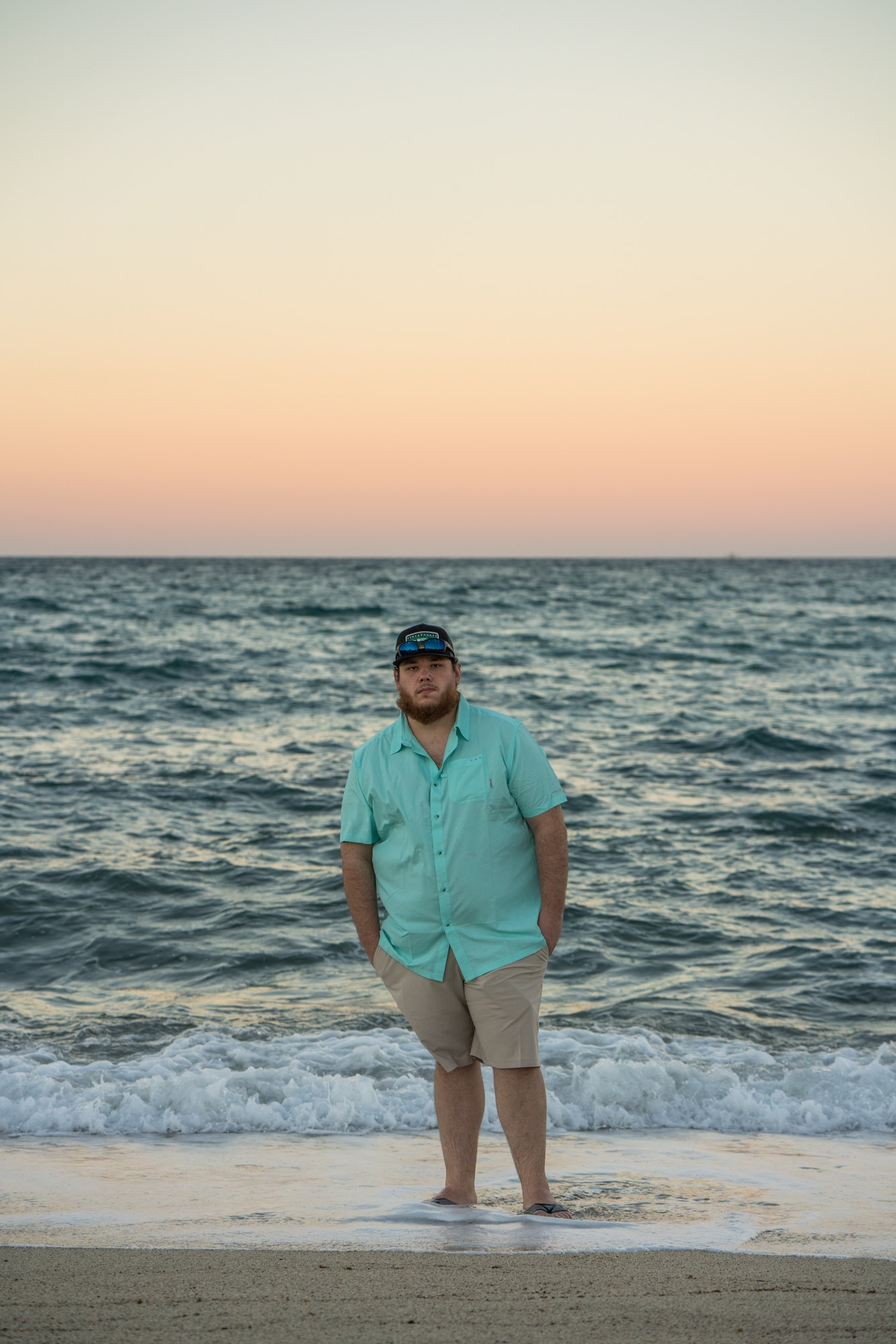 LUKE COMBS PARTNERS WITH COLUMBIA SPORTSWEAR