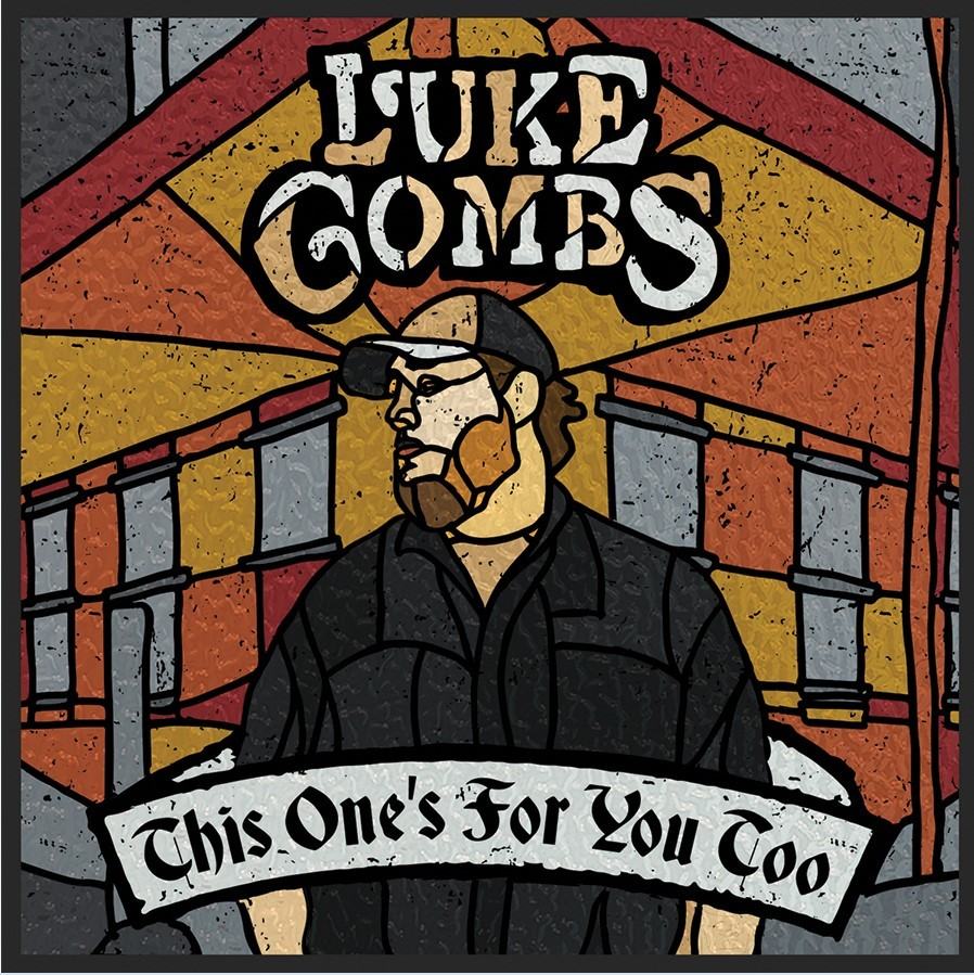 LUKE COMBS BRINGS HEAT WITH 5 NEW SONGS ON  DELUXE ALBUM THIS ONE'S FOR YOU TOO; OUT NOW