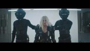 """CHRISTINA AGUILERA UNVEILS MUSIC VIDEO FOR """"FALL IN LINE"""" FEAT. DEMI LOVATO TODAY"""