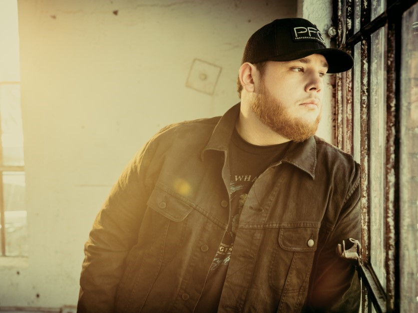 Luke Combs Reigns At No. 1 on the U.S. Billboard Country Albums Chart & No. 4 on Billboard Top 200 Chart