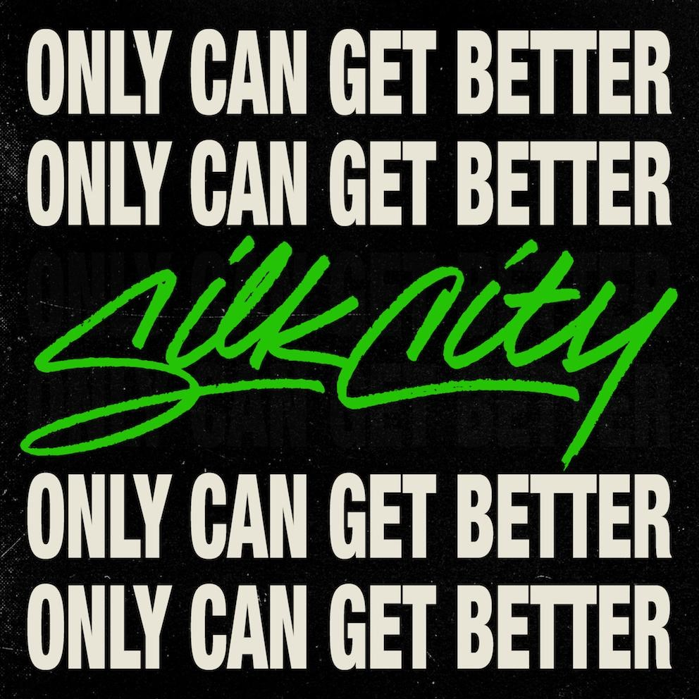 "SILK CITY DIPLO AND MARK RONSON  UNVEIL COLLABORATIVE PROJECT WITH ""ONLY CAN GET BETTER"""