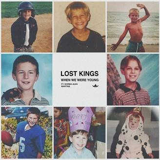 "LOST KINGS RELEASE NEW TRACK ""WHEN WE WERE YOUNG"" FEAT. NORMA JEAN MARTINE"