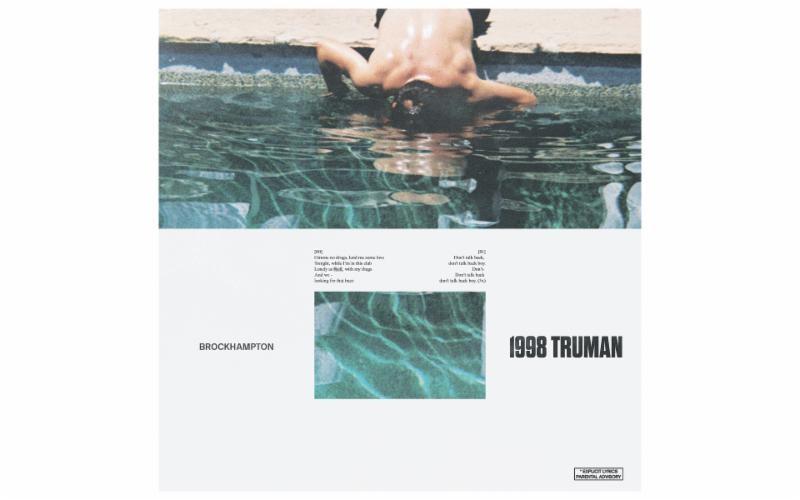 "BROCKHAMPTON SHARES NEW SONG + VIDEO ""1988 TRUMAN"" VIA THEIR BEATS 1 RADIO SHOW"