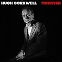 HUGH CORNWELL SIGNS TO SONY FOR NEW ALBUM MONSTER