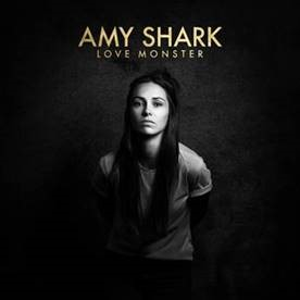 AMY SHARK RELEASES HIGHLY ANTICIPATED  DEBUT ALBUM TODAY!