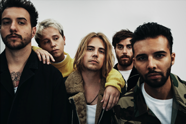 "NOTHING BUT THIEVES RELEASE NEW SINGLE ""FOREVER & EVER MORE"" OUT NOW"