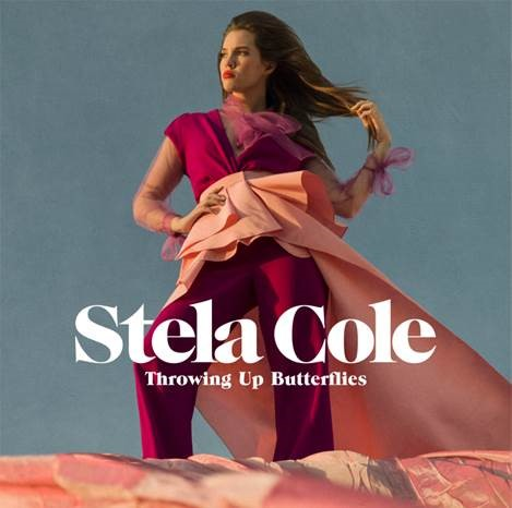 Stela Cole Releases Debut EP Throwing Up Butterflies Via RCA Records Today