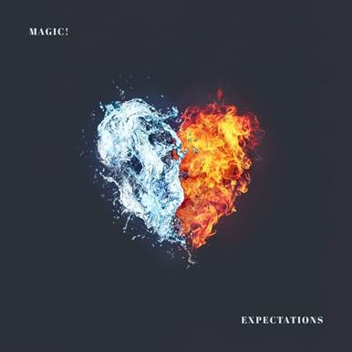 MAGIC! RELEASES THEIR THIRD STUDIO ALBUM EXPECTATIONS TODAY VIA RCA RECORDS