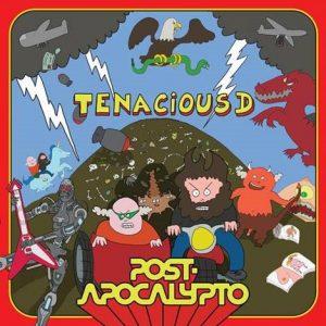 TENACIOUS D In Post-Apocalypto