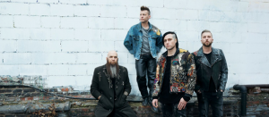 """THREE DAYS GRACE BREAKS RECORD FOR MOST #1 U.S BILLBOARD MAINSTREAM ROCK SONGS EVER, WITH """"INFRA-RED,"""" THEIR 14TH #1 SINGLE"""