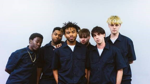 BROCKHAMPTON DEBUTS AT #1 ON THE BILLBOARD 200 AND TOP 10 ON THE BILLBOARD CANADIAN ALBUMS CHART!
