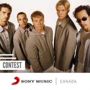 Backstreet Boys - Millennium 20 Contest