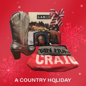 12 Days of Music Contest - A Country Holiday