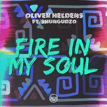 Artwork for Oliver Heldens single 'Fire in my Soul'