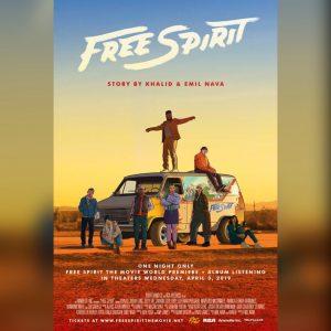 Khalid - Free Spirit screening