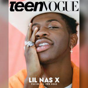 Lil Nas X - Teen Vogue