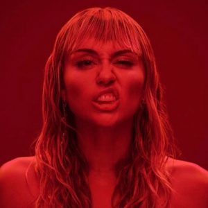 Miley Cyrus for Mothers Daughter music video.