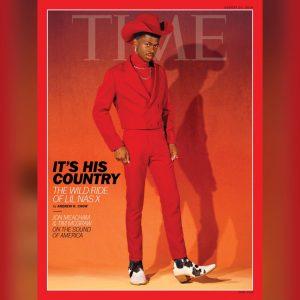 Lil Nas X - Time Magazine