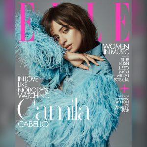 Camila Cabello - ELLE Magazine
