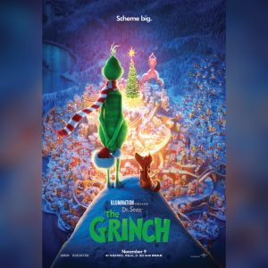 The Grinch early screening tickets Contest