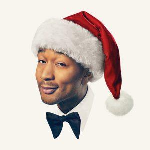 John Legend – Legendary Christmas artwork