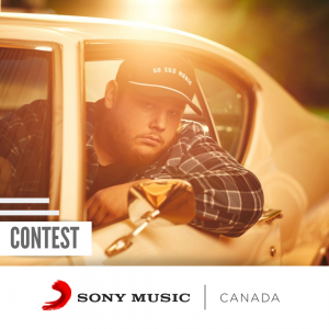 Luke Combs - Country Music Day contest