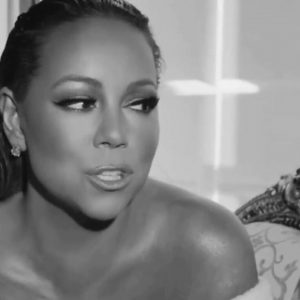 Mariah Carey - With You video premiere