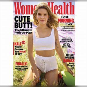 Marren Morris Women's Health Mag Cover