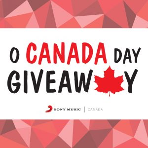 Canada Day Giveaway