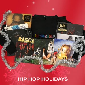 12 Days of Music contest - Hip Hop
