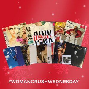 12 Days of Music contest - Woman Crush Wednesdays