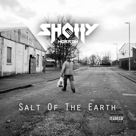 SHOTTY HORROH DEBUTS NEW ALBUM SALT OF THE EARTH TODAY