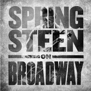 Soundtrack album artwork for 'Springsteen on Broadway'